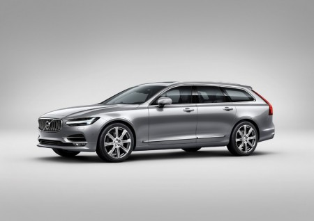 El Volvo V90 2016 ya es oficial: todos los datos del nuevo familiar