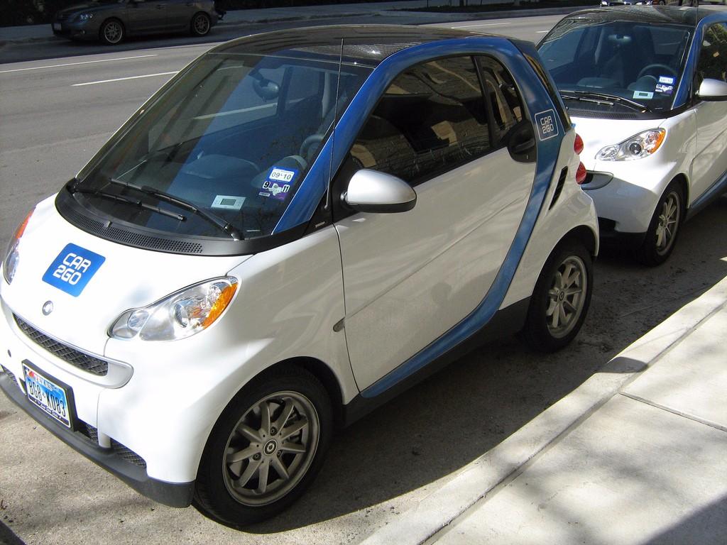 Electric Car Rental Vancouver