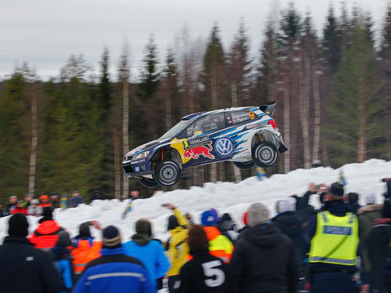 Previo Y Horarios Del Rally De Suecia 2016