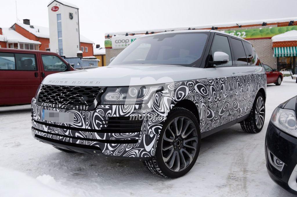 2017 - [Land Rover] Range Rover/ Sport/ SVR restylés Range-rover-facelift-2017-201626070_3