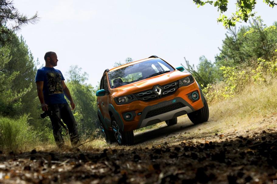 Renault Kwind Racer Y Climber Concepts Delhi 2016