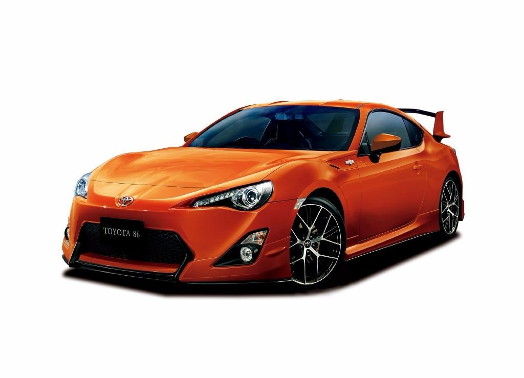 toyota gt 86 aero package tuning oficial s lo para jap n. Black Bedroom Furniture Sets. Home Design Ideas
