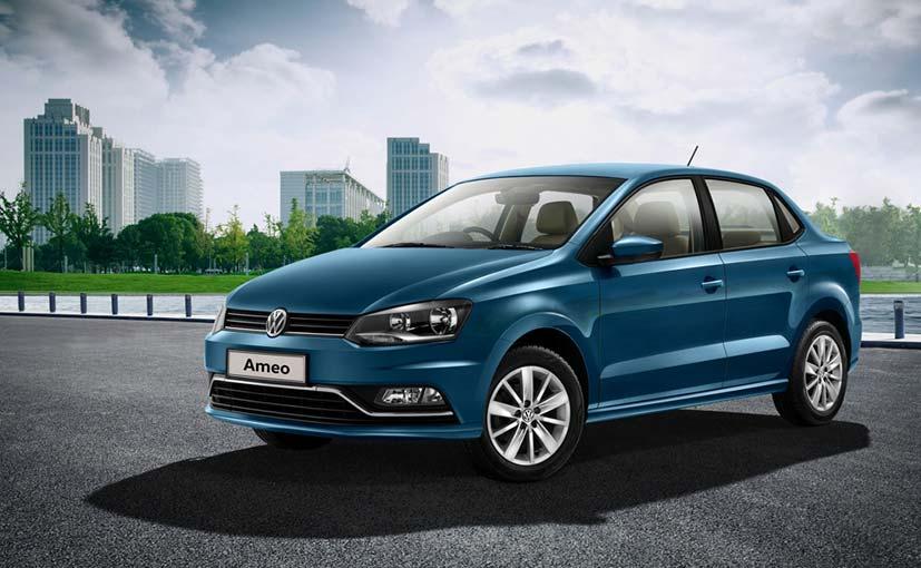 Electric Motor Scooter >> Volkswagen Ameo, un Polo de cuatro puertas exclusivo para ...