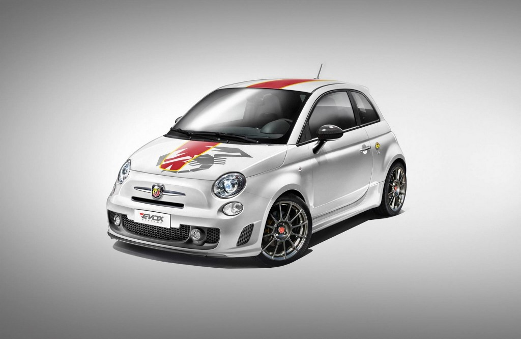 tuning m s potencia para todos los abarth 500 a trav s de. Black Bedroom Furniture Sets. Home Design Ideas