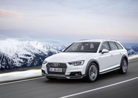 El nuevo Audi A4 Allroad Quattro aterriza en Europa
