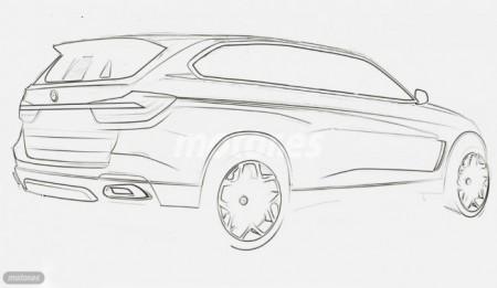 El BMW X7 no llegará hasta el año 2019