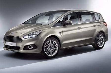 Ford estrena nuevas luces largas que no deslumbran en los S-MAX y Galaxy
