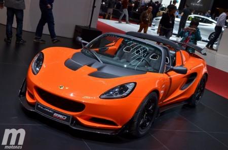 Lotus Elise Cup 250, el Elise de producción más rápido jamás fabricado
