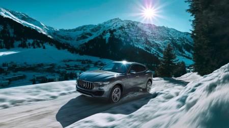 Maserati Levante el primer SUV y también el primer híbrido enchufable de la marca