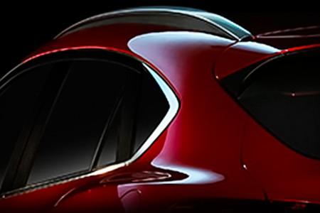 Mazda CX-4, un adelanto oficial del nuevo SUV de Mazda