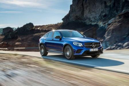 Di hola al nuevo Mercedes Benz GLC Coupé