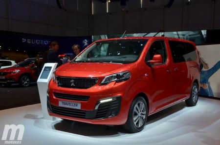 Nueva Peugeot Traveller, la furgoneta de hasta nueve plazas y equipamiento VIP