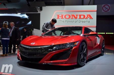 Precios del Honda NSX, a la venta desde los 180.000 euros