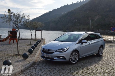 Prueba Opel Astra Sports Tourer 1.6 CDTI Biturbo 160 CV, un familiar compacto de aspecto deportivo