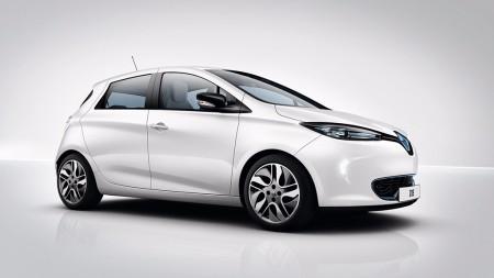 Llamado a revisión el Renault Zoe por un problema de frenos