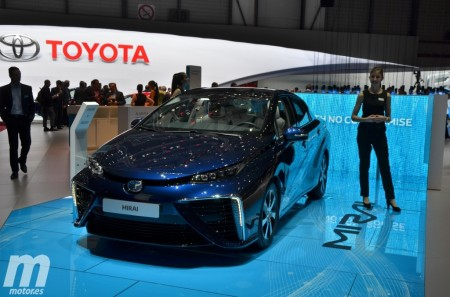 Toyota Mirai: éstas son sus especificaciones y diseño para Europa