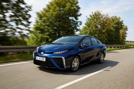 Toyota Mirai: 100.000 kilómetros en 107 días para demostrar su fiabilidad