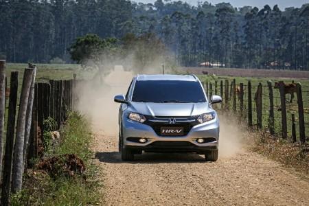 Brasil - Febrero 2016: El Honda HR-V acecha el Top 5