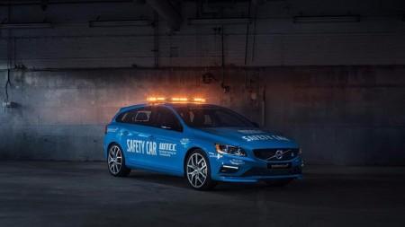 Volvo V60 Polestar, el nuevo Safety Car del WTCC