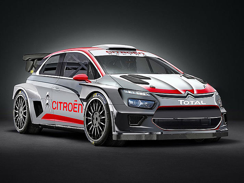 the motoring world: citroen racing has announced the full line up