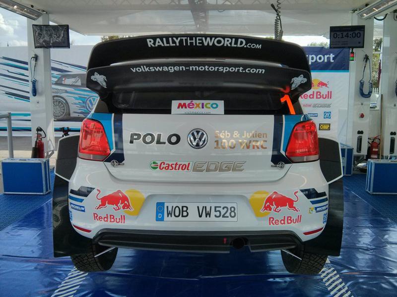 Previo Y Horarios Del Rally De M Xico 2016