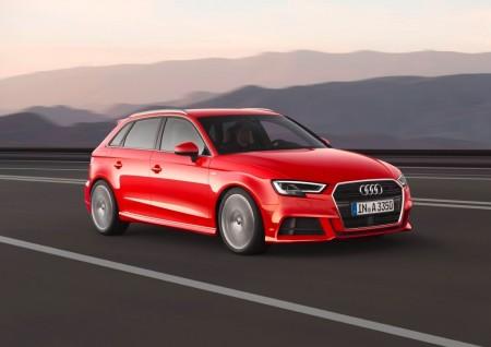 Audi A3 2016, presentada la nueva gama compacta de la familia alemana
