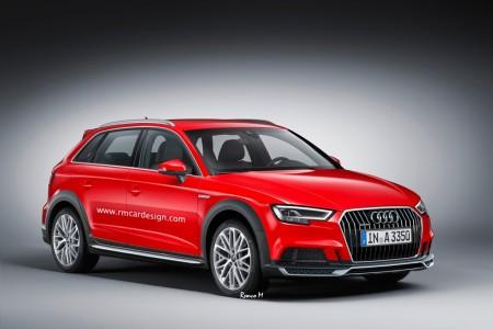 Audi A3 allroad quattro, ¿el próximo en llegar?
