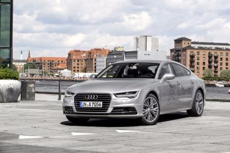 Audi A7 Sportback 2017, llega el facelift de la berlina coupé alemana