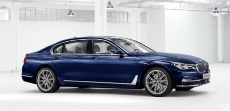 BMW Individual Serie 7 'The Next 100 Years', una edición limitada para celebrar los 100 años de la marca