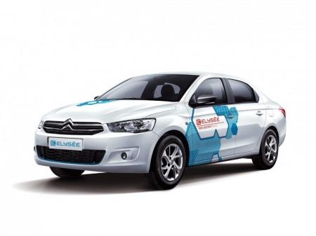 Citroën E-Elysee: el C-Elysee se convierte en coche eléctrico