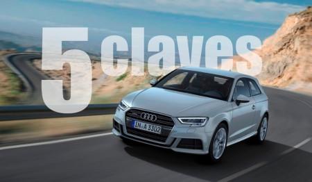 Las 5 claves del nuevo Audi A3 2016