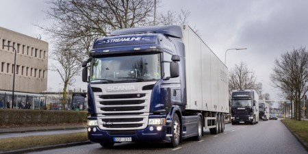 El transporte de mercancías con camiones autónomos cada vez más cerca