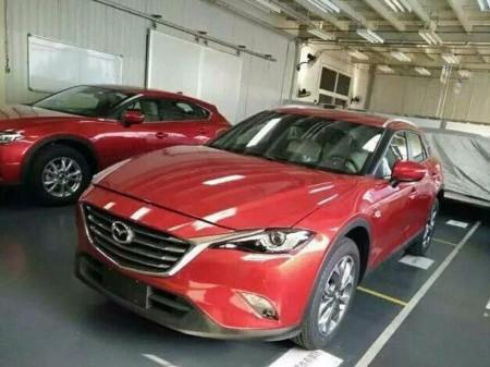 Filtrado al completo el próximo Mazda CX-4