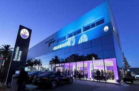 Maserati llega a Sevilla, nuevo concesionario oficial Terry Gallery