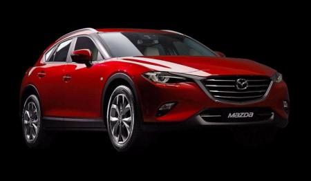 El Mazda CX-4 se hace oficial en China