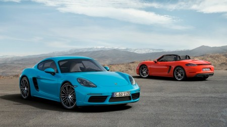 Porsche 718 Cayman, otro que se suma a los motores de cuatro cilindros turbo