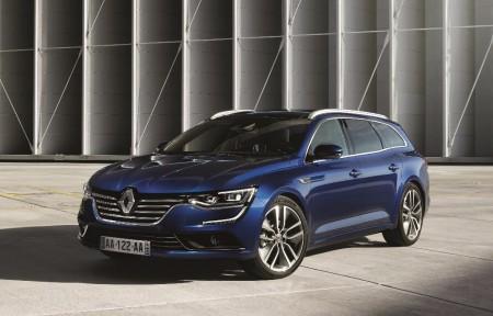 Precios Renault Talisman Sport Tourer, desde 25.400 euros
