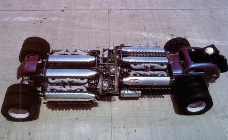 'Quad Al', cuatro motores V12 y 12.000 CV para un coche de récord