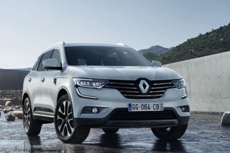 Renault Maxthon, filtrado el aspecto final del sustituto del Koleos