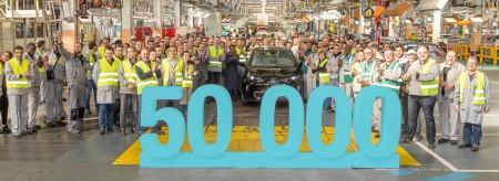 Renault ZOE: 50.000 unidades fabricadas de este pequeño coche eléctrico