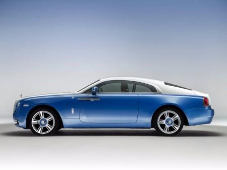 Rolls Royce Wraith Nautical, así es la versión más marinera del coupé de lujo