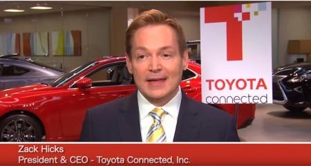 Toyota Connected quiere facilitar la vida a los conductores
