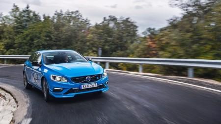 Los Volvo S60 y V60 Polestar llegarán a España con motores de cuatro cilindros