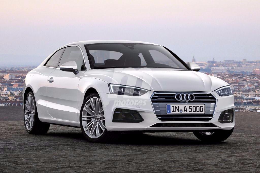 El Audi A5 2017 se presentará el 2 de Junio