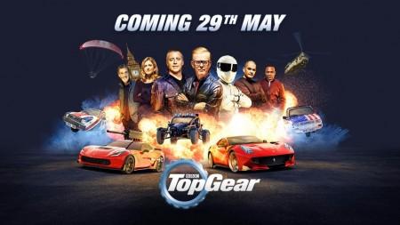 El nuevo Top Gear ya tiene fecha de estreno ¡29 de mayo!