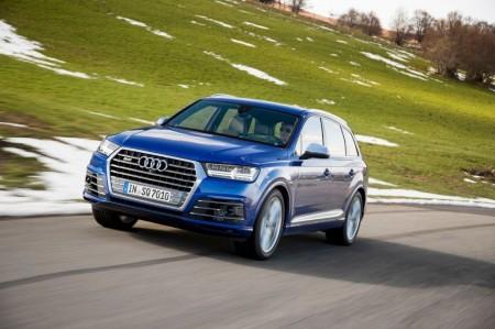 El Audi SQ7 TDI inicia sus ventas en España por un precio desde 110.970 euros