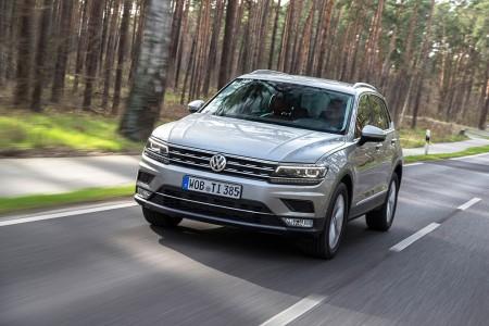 El nuevo Volkswagen Tiguan 2016 estrena el sistema Security & Service