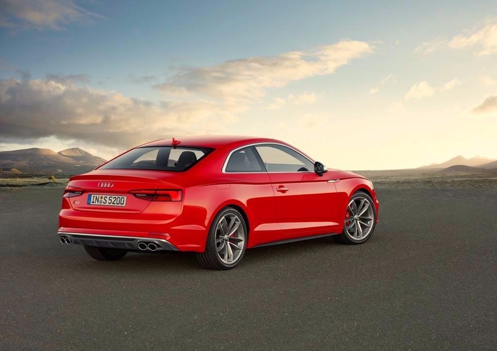 Así ruge el nuevo Audi S5 2016 gracias a su motor TFSI de 354 CV