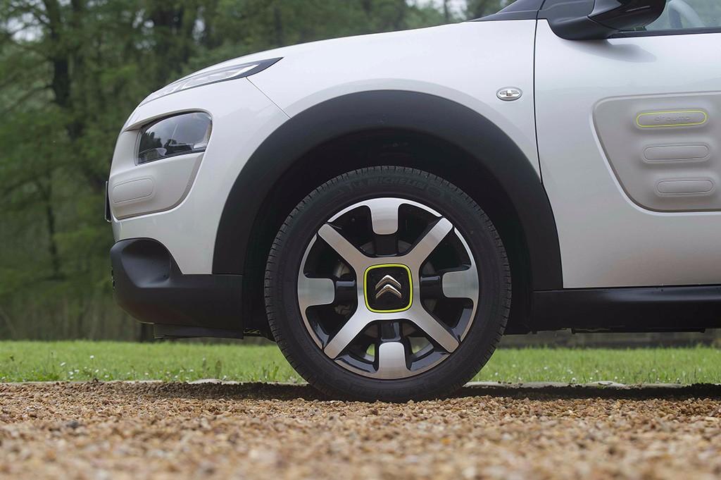 Citroën nos anticipa la nueva suspensión en la que están trabajando