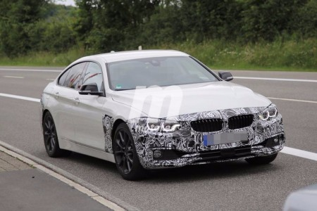 BMW Serie 4 Gran Coupé 2017, se avecina una puesta a punto